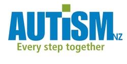 Autism NZ logo
