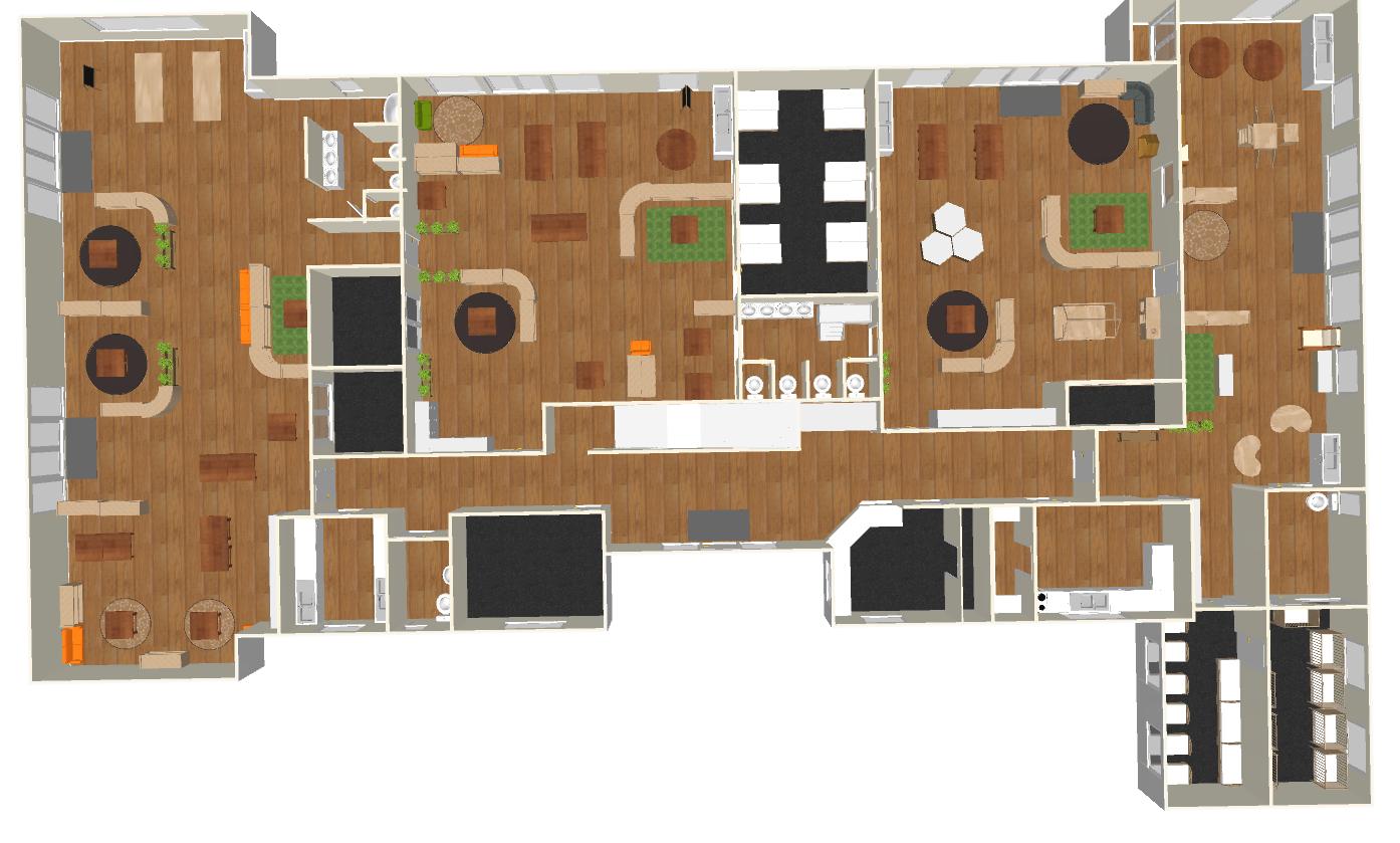 montessori layout
