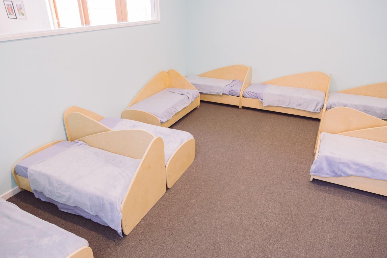 sleepingroom grow activeSpace Saver Wooden Bed with Mattress
